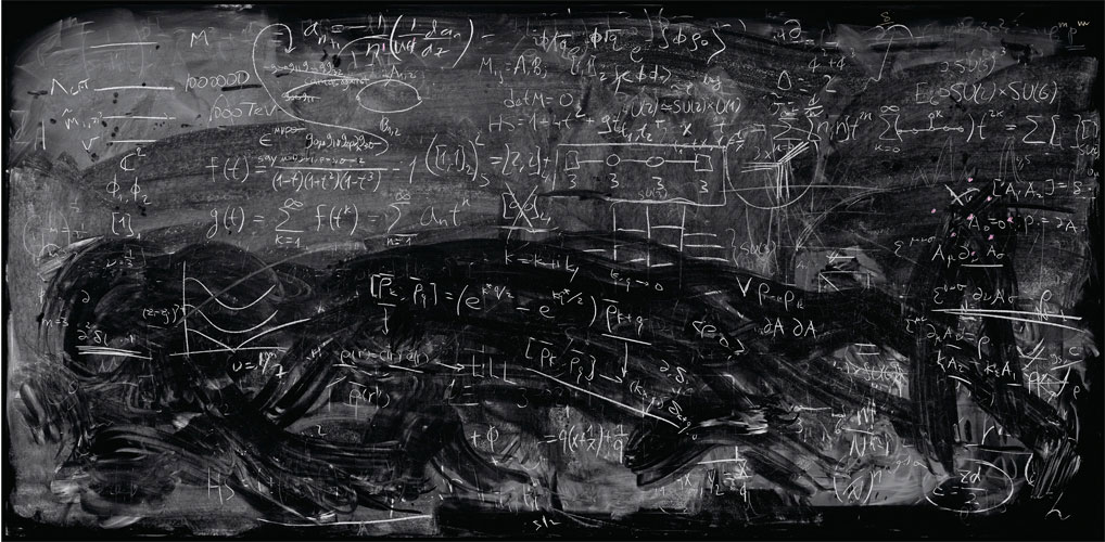 math-black-chalkboard