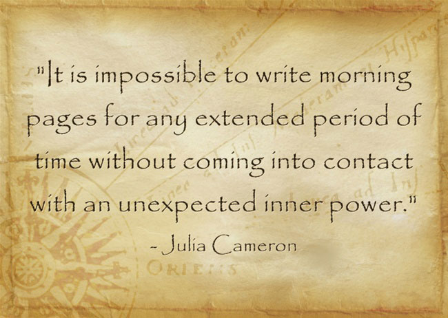 morning-pages-quote-julia-cameron